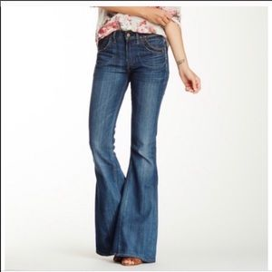 NWT CITIZENS of HUMANITY Angie Super Flare Jeans28